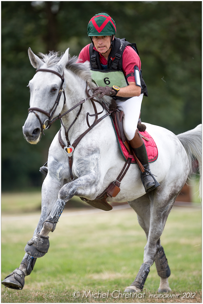 HARAS DU PIN 2012 – CROSS COUNTRY