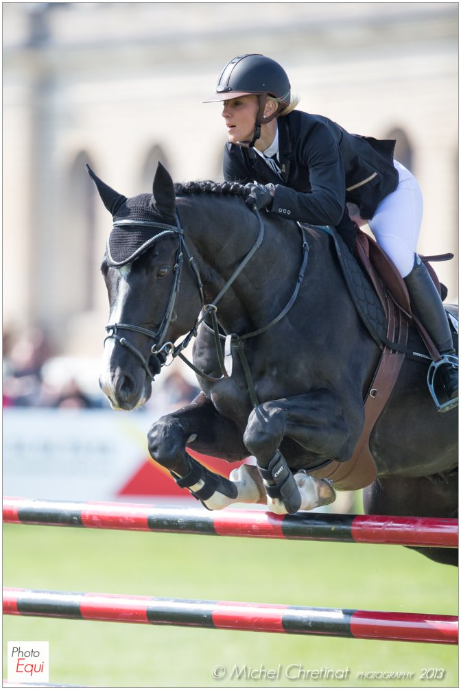 Stephanie Hennequin (FRA) & Quizz Du Rivage