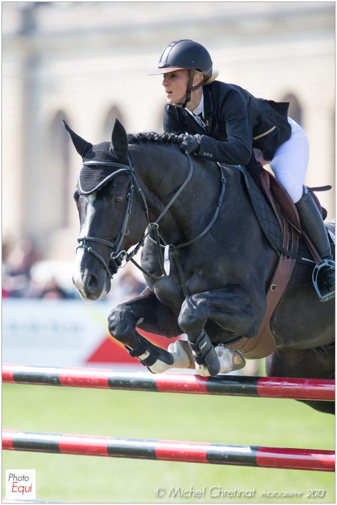 Stephanie Hennequin (FRA) & Quizz Du Rivage