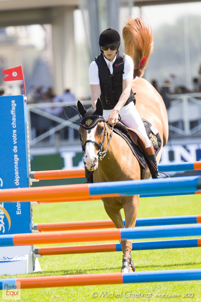 Showjumping: CSI1* Chantilly July 3013