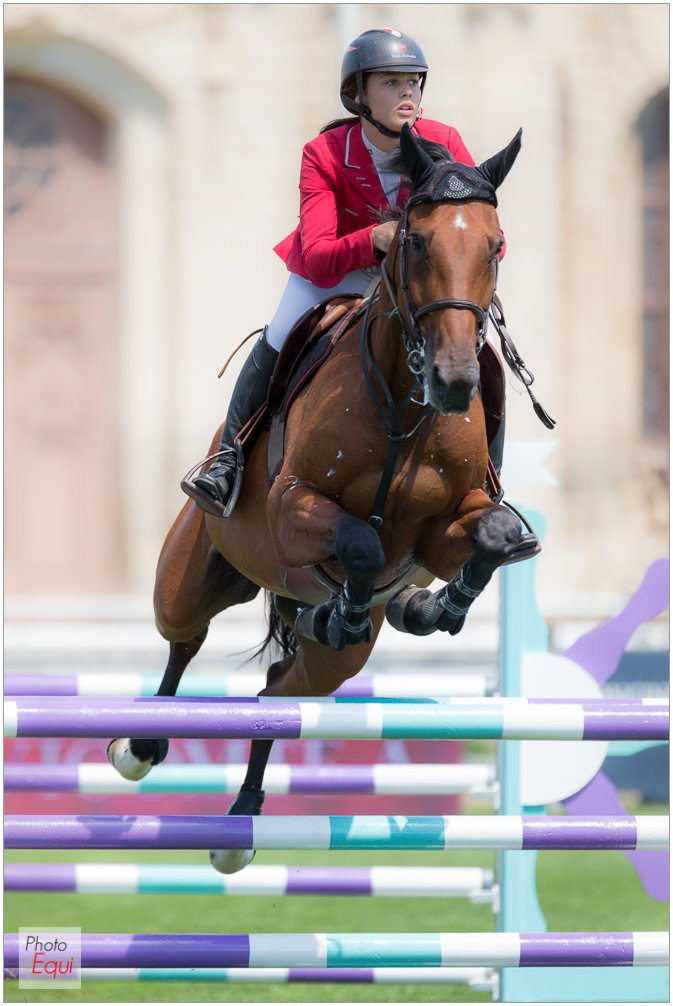 ShowJumping : CSI 1* Chantilly July 2014
