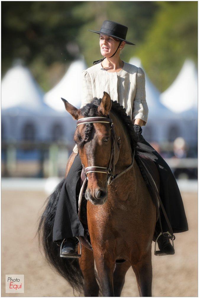 Masters Cheval Ibérique 2014 - Fontainebleau