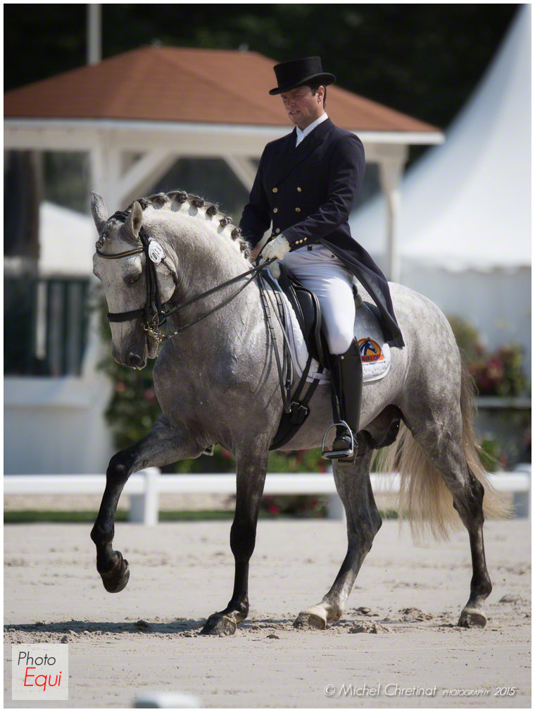 Internationaux de Dressage de Compiegne 2015