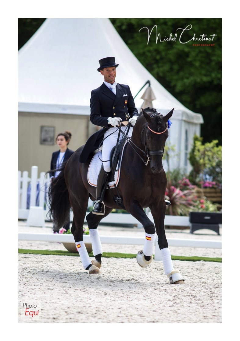 Internationaux Dressage Compiegne 2017
