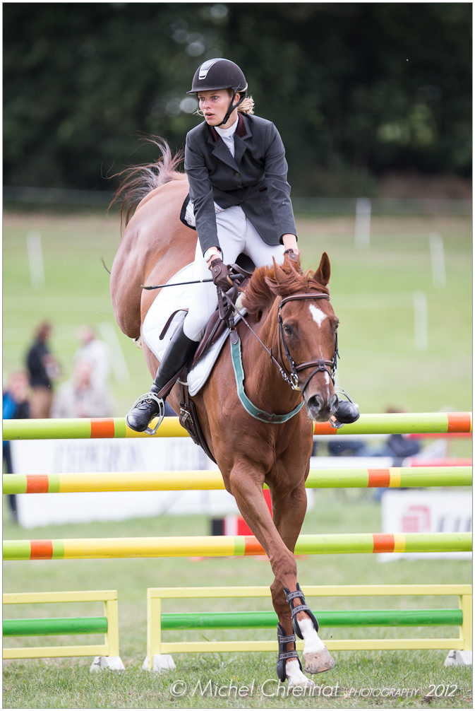 CIC 2*HARAS DU PIN 2012 – SHOW JUMPING TEST