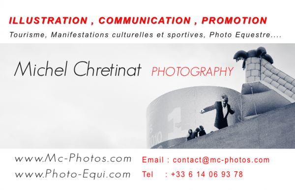 Michel Chretinat Photography : Illustration-Communication-Promotion  - Tourism , Cultural and sports events Download  contact info