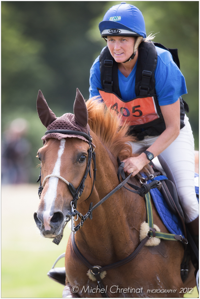 CIC3* W HARAS DU PIN 2012–CROSS COUNTRY