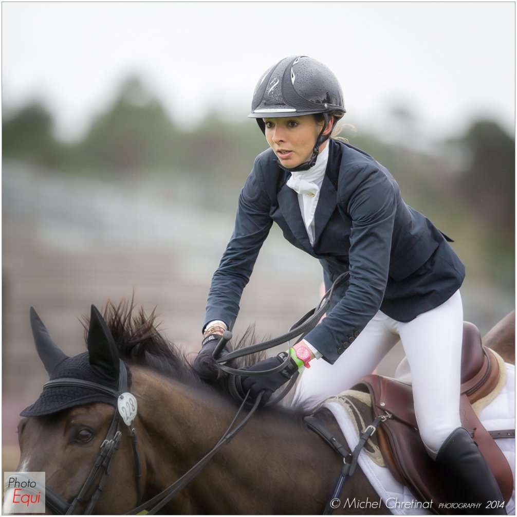 Fontainebleau CIC2* 2014- ShowJumping