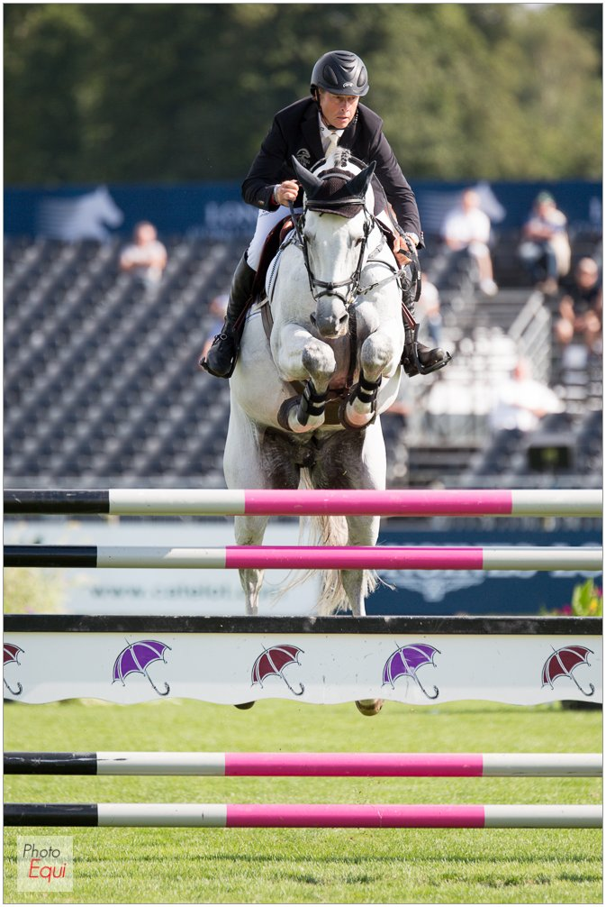 ShowJumping : CSI 5* Chantilly July 2014
