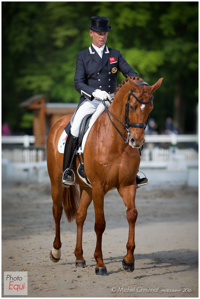 Internationaux de Dressage de Compiegne 2016 - CDI 3*