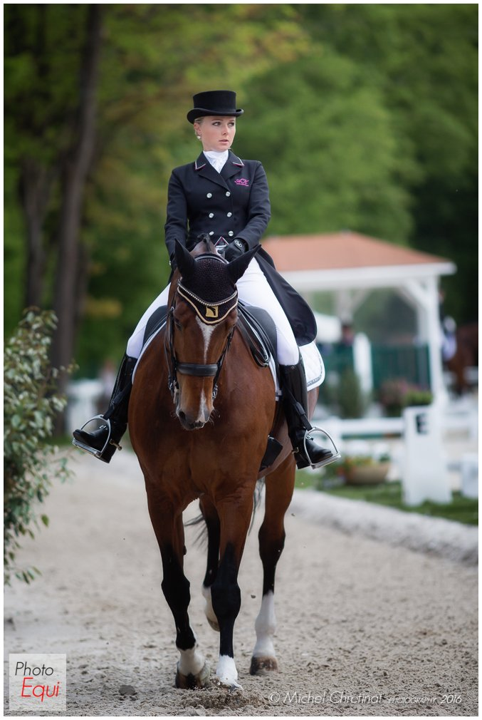 Internationaux de Dressage de Compiegne 2016 - CDIO 5*